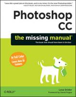 Photoshop CC: The Missing Manual cover